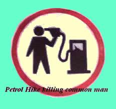Petrol Price Hike