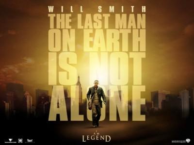 I Am Legend Will Smith
