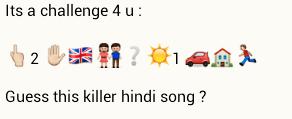 Whatsapp Puzzles Guess The Name Of This Killer Hindi Song Bhavinionline Com Guess kishore kumar songs 25 old hindi hit songs emoji challenge | brain puzzle thclips.com/video/eaijhwe u0/วีดีโอ.html guess kishore. whatsapp puzzles guess the name of